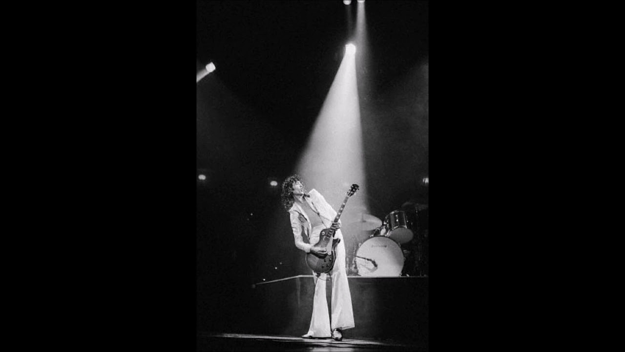 Led Zeppelin - Live in Oklahoma City, OK (April 3rd, 1977)