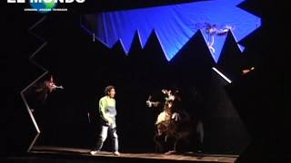 """Guillermo y el Nagual, Cuarto Festival de Teatro """"Emilio Carballido"""""""