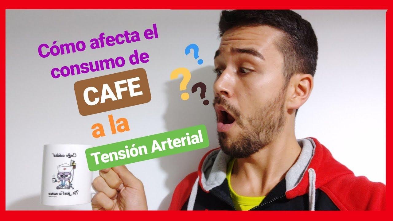 el tomar cafe sube la presion arterial