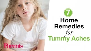 7 Home Remedies for Tummy Aches | Parents