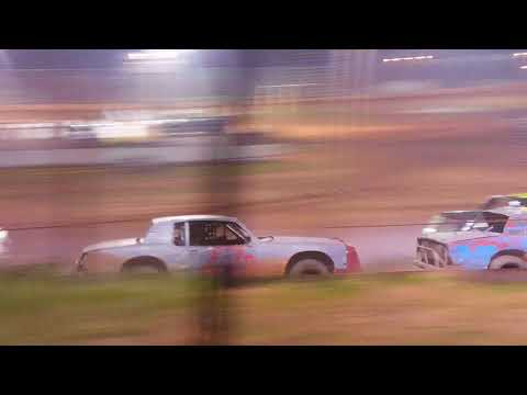 Factory Stock Feature Race @ 105 Speedway 6-9-18