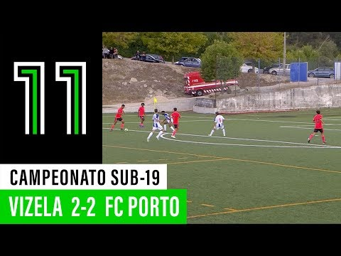 CN Sub-19: FC Vizela 2 - 2 FC Porto from YouTube · Duration:  48 seconds