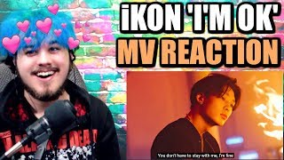 iKON - 'I'M OK' M/V | THESE VISUALS ARE BREATHTAKING! | REACTION!!