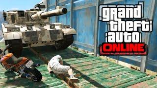 GTA 5 PC Online - Смях на макс