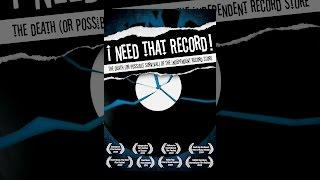 J'Ai Besoin De Ce Record! La Mort (Ou De Survie) Des Disquaires Indépendants