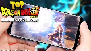 Top Dragon Ball Games 2019   Android Ios Gameplay
