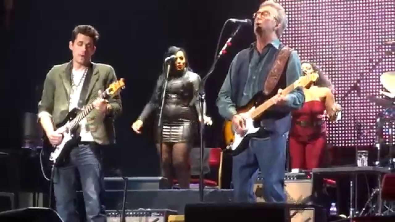 Eric Clapton Amp John Mayer 70th Birthday Celebration Pr