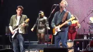 Eric Clapton & John Mayer 70th Birthday Celebration: Pretending