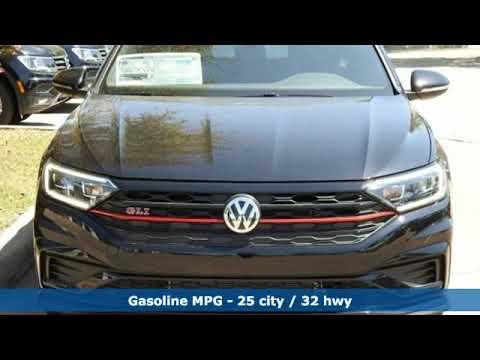 New 2019 Volkswagen Jetta GLI Dallas TX Garland, TX #V190474