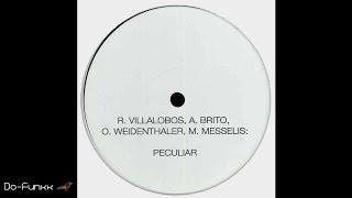 Ricardo Villalobos, Argenis Brito, O. Weidenthaler, M. Messelis - Peculiar