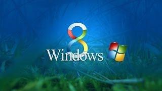 Как уменьшить значки на рабочем столе Windows 8