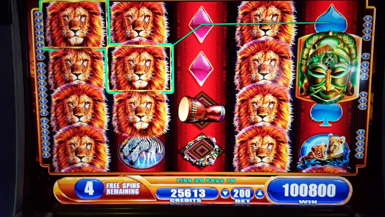 Jackpot King Slot Machine
