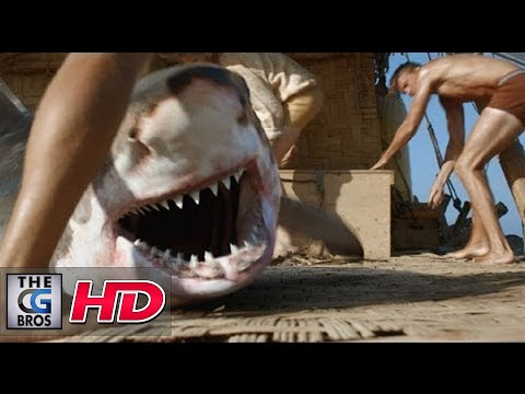 "CGI VFX Breakdowns : ""Kon-Tiki Making of"" - by Important Looking Pirates"
