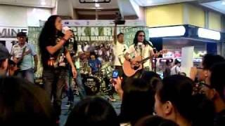 Jinbara-Cinta Pantai Merdeka (live)