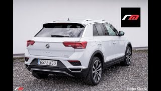 Volkswagen T-ROC - Prueba a fondo - revistadelmotor.es Video