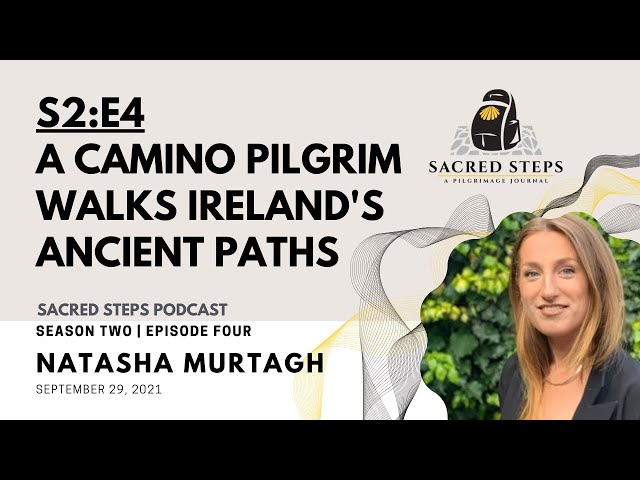 S2:E4 A Camino Pilgrim Walks Ireland's Wicklow Way   Irish Pilgrimage   #CaminoDeSantiago
