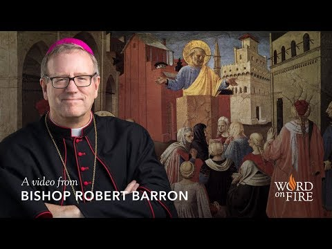 Bishop Barron on Who Can Be Saved?