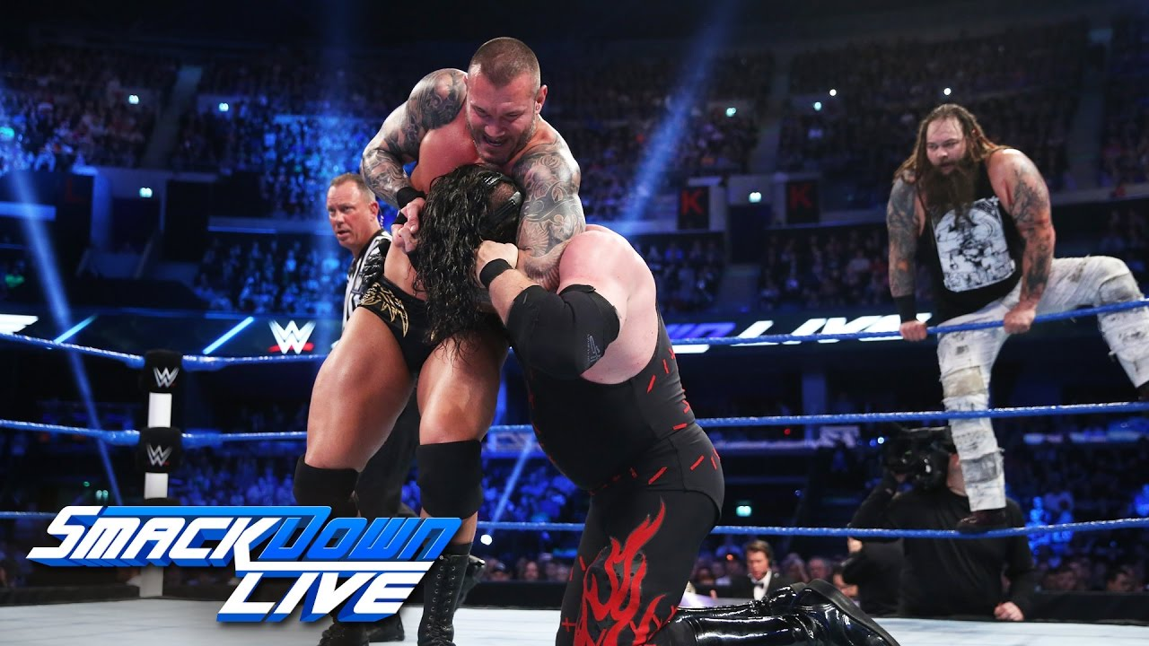 Wwe Smackdown Live 8 November 2016