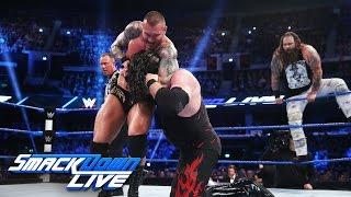 Download Video Dean Ambrose, Kane & James Ellsworth vs. The Wyatt Family: SmackDown LIVE, Nov. 8, 2016 MP3 3GP MP4