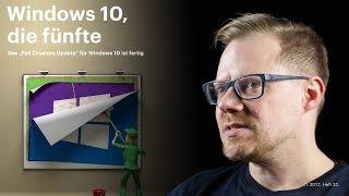 "nachgehakt: ""Fall Creators Update"" für Windows 10 - was ist neu?"