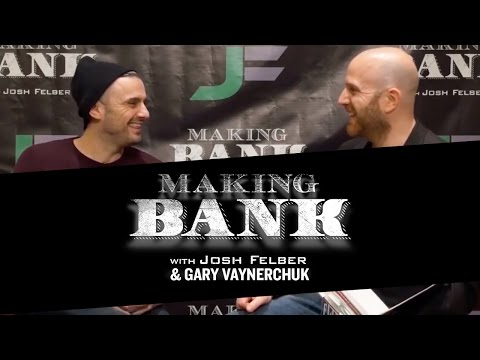 Making Bank Gary Vaynerchuk Interview   New York 2016