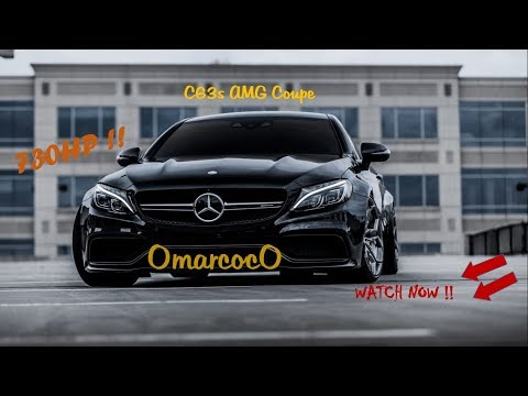 C63s AMG 730HP Coupe !! CarX Drift Racing 💪