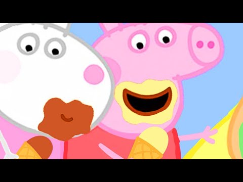 Peppa Pig Full Episodes | Peppa Pig Loves Blackberry Crumble