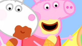 Peppa Pig Full Episodes | Peppa Pig Loves Blackberry Crumble