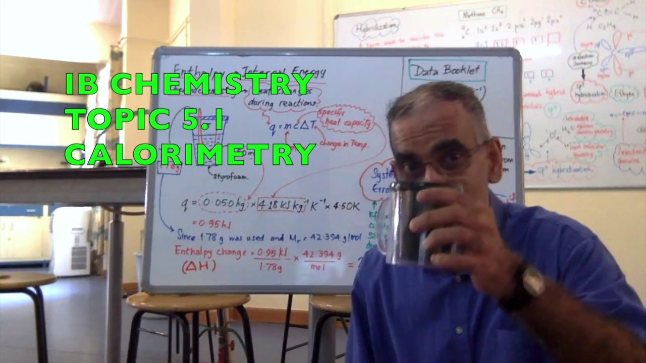 Coffee cup calorimeter problems - Coffee Cup Calorimetry