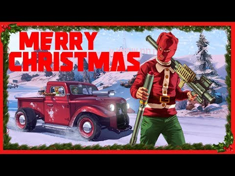 Chaos in Los Santos: A Florida Gamer Christmas