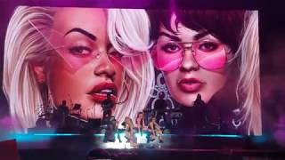 Rita Ora - Girls / Doing it (live) - Marés Vivas 2018