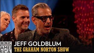 Jeff Goldblum Knows His Next Facebook Post | The Graham Norton Show | BBC America