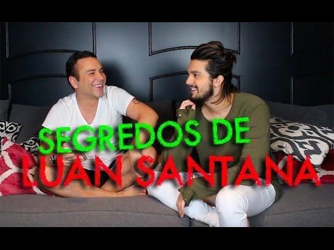 Luan Santana conta seus segredos! #HotelMazzafera