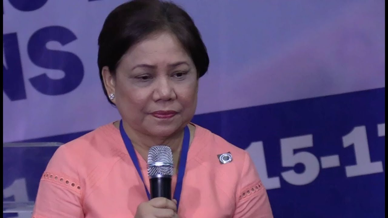 Cynthia Villar files COC, wants Senate reelection in 2019