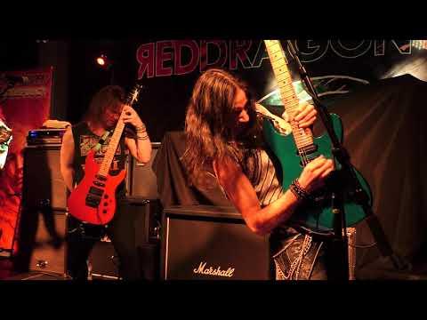 Ethan Brosh Band  - Downward Spiral The Vault  Hall - New Bedford MA 3-31-19