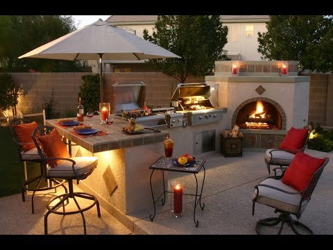 60 + Grill Outdoor Ideas 2017 - Amazing Barbecue Design and Builds