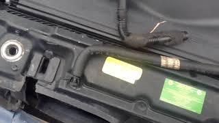 Шланги клапана квкг BMW E39