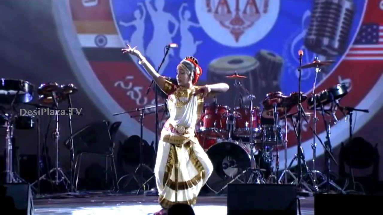 Sye ata India winner Gauravi Reddy dance on Final Day - ATA Convention 2016