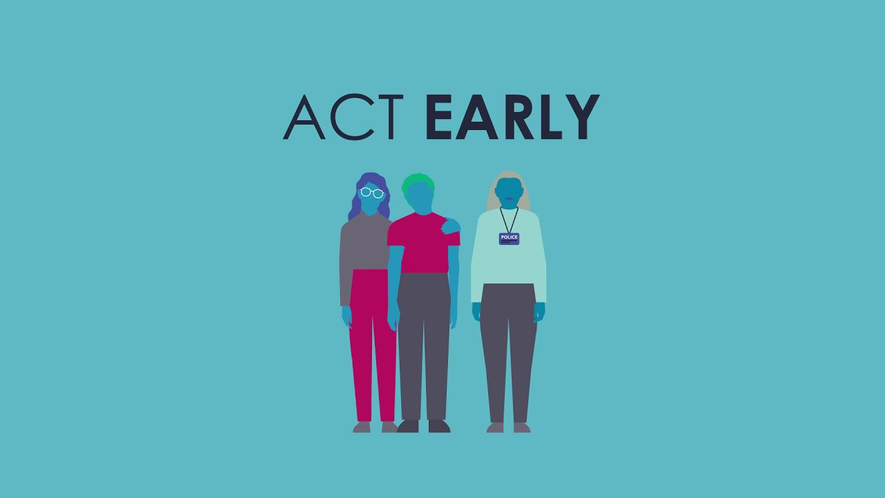 Act Early. Save lives