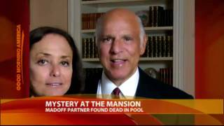 Madoff Billionaire Friend Found Dead