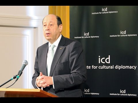 Euripides Evriviades (High Commisioner of the Republic of Cyprus to the United Kingdom)