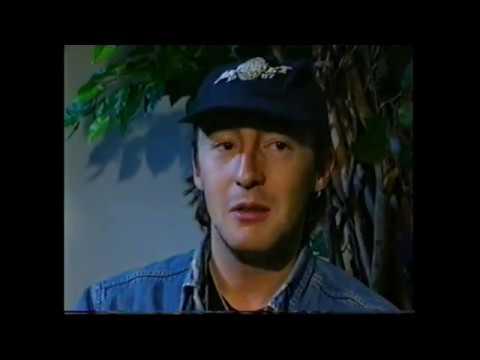 Julian Lennon : television interviews....