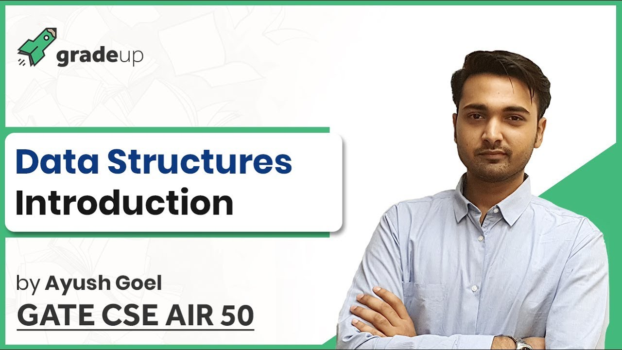 Programming and Data Structures for GATE CSE | Lecture for GATE 2019  Computer Science Preparation