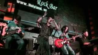Ngày hôm qua - Tuấn Lucas live at Holyland Rock Bar (Original by Bức Tường)
