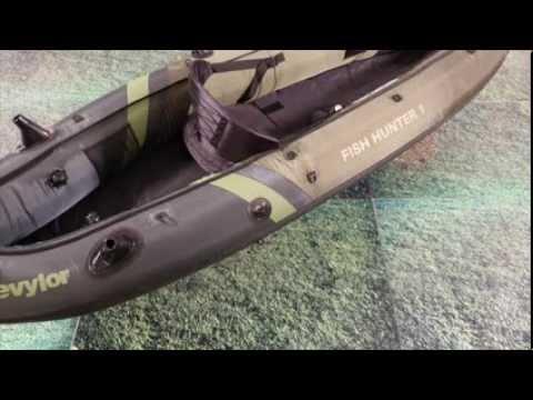 Sevylor® Fish Hunter™ 1 - Fishing Kayak 1 person