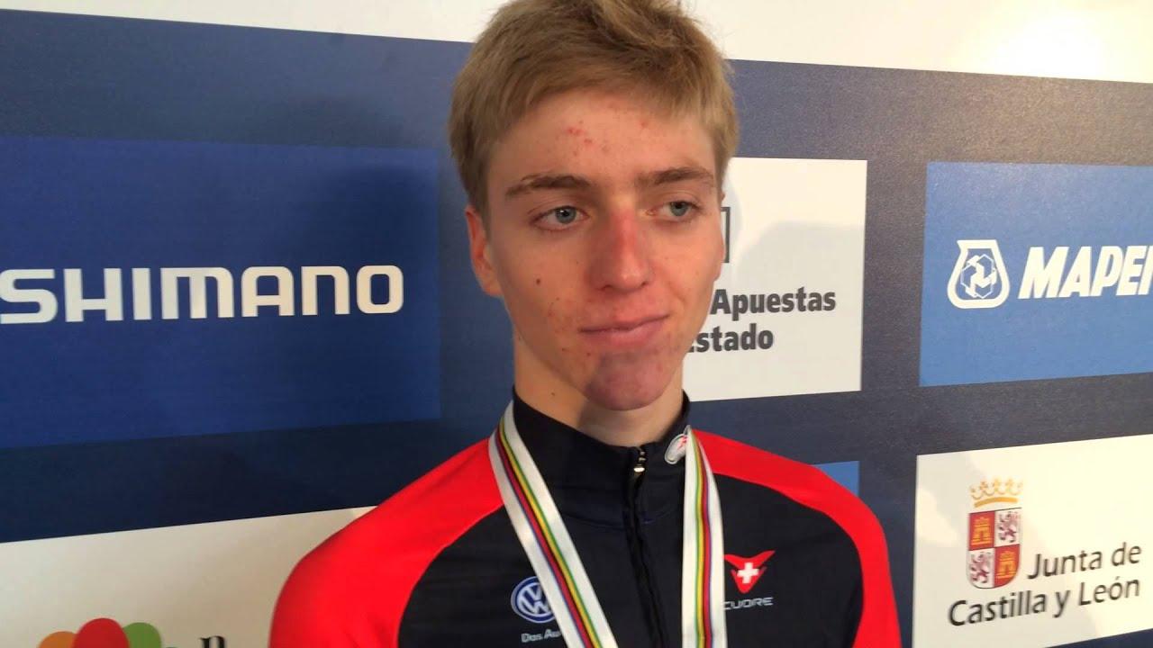 Adrien Costa 2014 UCI Road World Championships