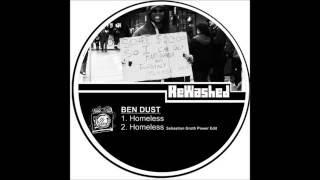 Ben Dust - Homeless