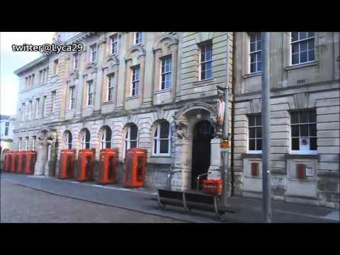Abingdon Street, Blackpool. Market And Post Office.