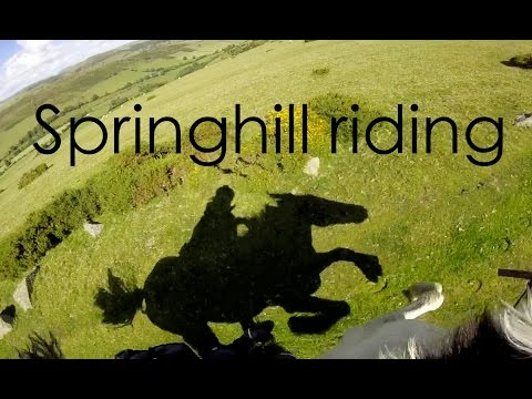 Springhill riding   2015