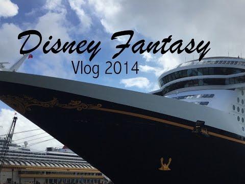 Disney Fantasy 2014